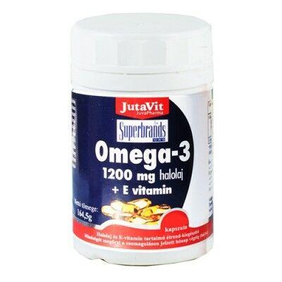 Jutavit omega3e vitamin kapszula 40 db