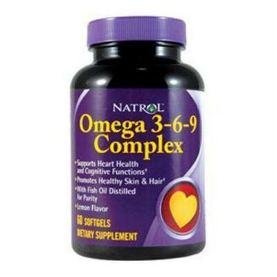 Omega 369 komplex kapszula 90 db