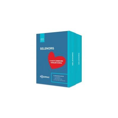 Pharmax Selenorg Dupla 2x60db
