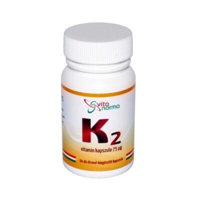 Vita Norma K2vitamin kapszula 30 db