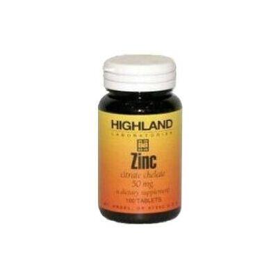 Highland Cink tabletta 100 db
