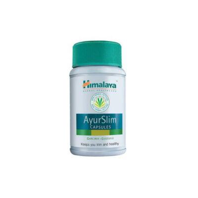 Himalaya Herbals Ayurslim étrendkiegészítő kapszula 60 db