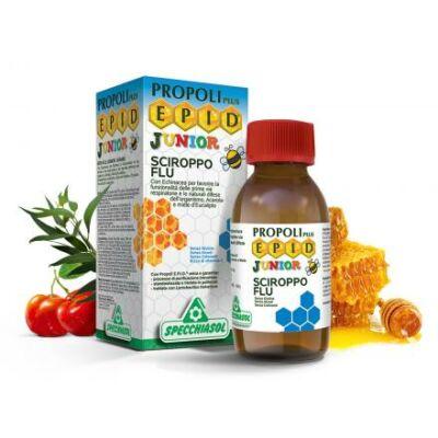 E.P.I.D.® Flu Junior Immuntámogató szirup gyermekeknek, 3 éves kortól 100ml