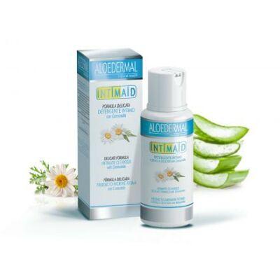 ESI® Hipoallergén tejsavas intim mosakodó Kamillás - Mindentől mentes, bőrgyógyászatilag tesztelt! 50 ml