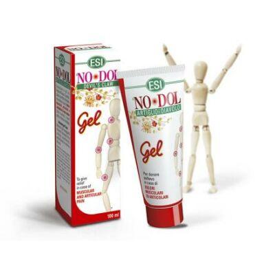 ESI® NO•DOL Ördögkarom izom- és ízület gél - Fájdalomcsillapító hatású CE/Orvostechnikai eszköz. 100 ml