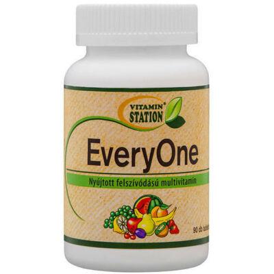 Vitamin Station Everyone Tabletta 30 DB