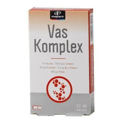 Innopharm Vas Komplex Kapszula 32 db