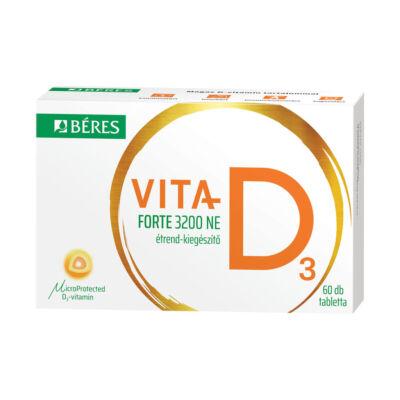 Béres Vita-D3 Forte Tabletta, 60 db