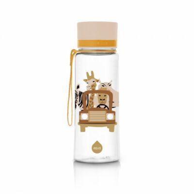 MyEqua BPA-mentes műanyag kulacs, 600 ml - Safari