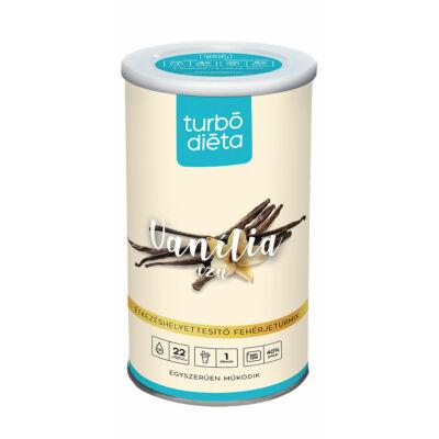 Turbó Diéta fehérje turmixpor enzimmel vaníliás 525 g