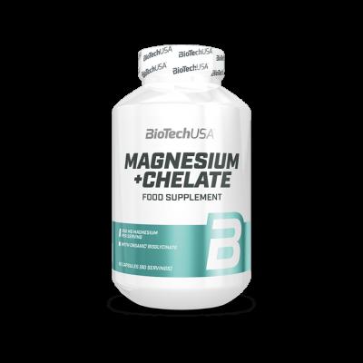 BioTech Magnesium+Chelate kapszula, 60 db