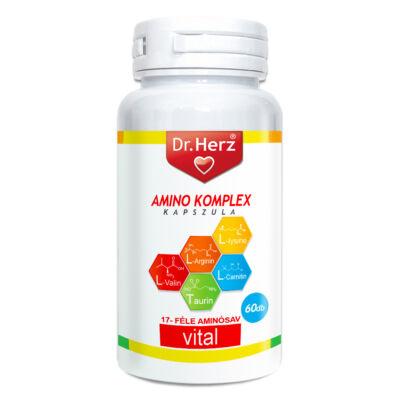 DR Herz Amino komplex komplex, 60 db