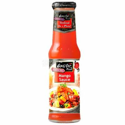 Exotic Food Szósz Mangó 250 ml