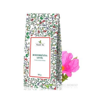 Mecsek Bodorrózsalevél (Cistus) tea, szálas