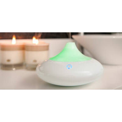 MadeByZen ultrahangos aromadiffúzor SOTO White
