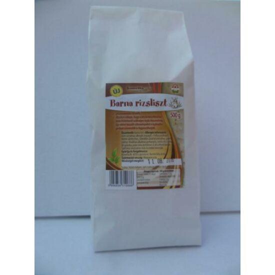 Bonetta gluténmentes barna rizsliszt 500 g