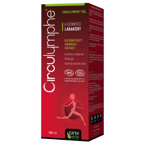 Circulymphe növényi kivonatokat tartalmazó gél 150 ml
