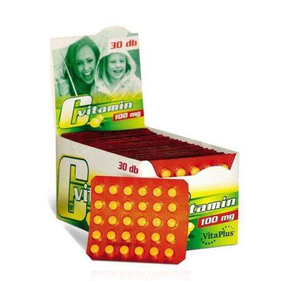 Vitaplus cvitamin 100 mg tabletta