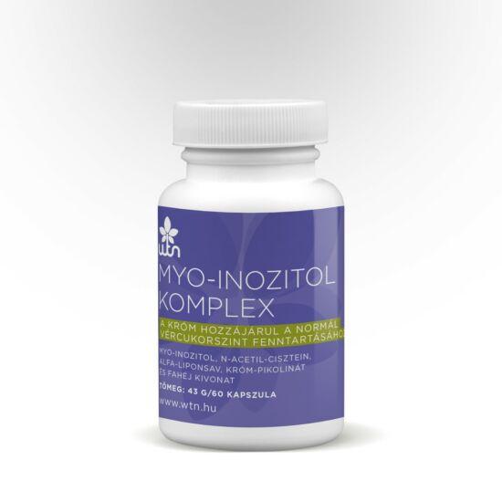 WTN MyoInozitol Komplex 60 db kapszula