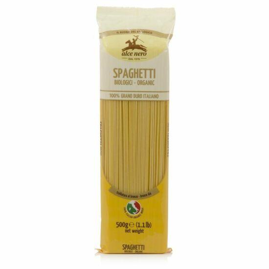 Alce Nero bio Durum tészta spagetti 500 g