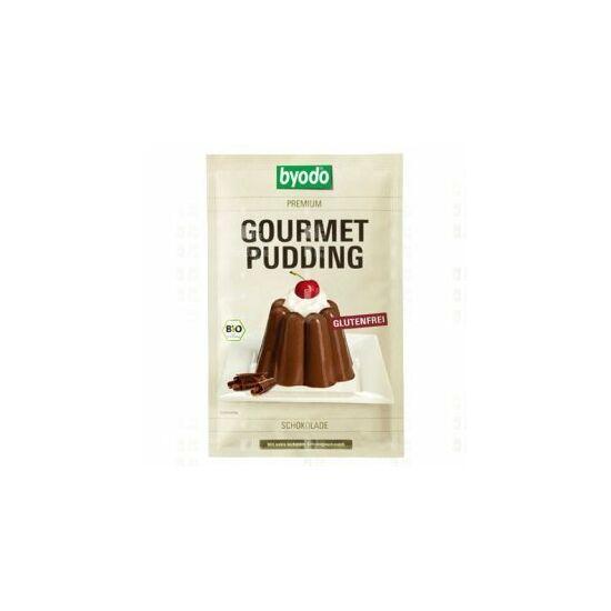 Byodo bio pudingpor 36 g  Csokis