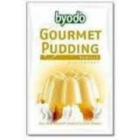 Byodo bio pudingpor 36 g  Vaníliás