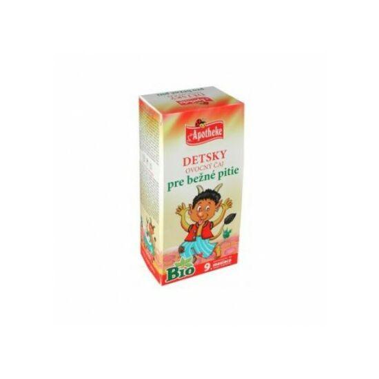 Apotheke Bio Gyermek Gyümölcstea 20x15g 30 g