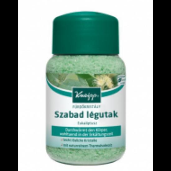 Kneipp Szabad légutak eukaliptuszos fürdőkristály 500 g