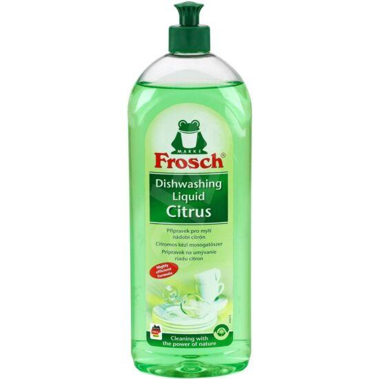 Frosch Mosogatószer Brilliant Citrus 750 ml