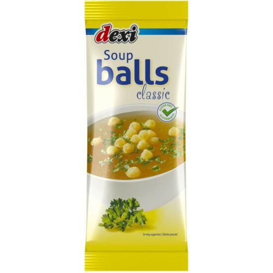 Dexi Soup Balls gluténmentes levesgyöngy 50 g