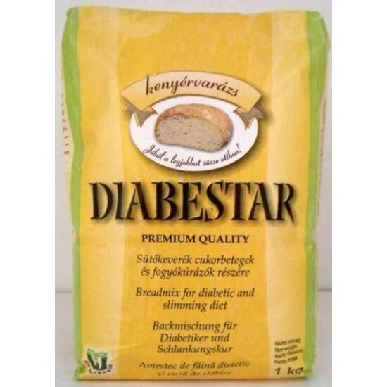 Diabestar diabetikus lisztkeverék 1000 g