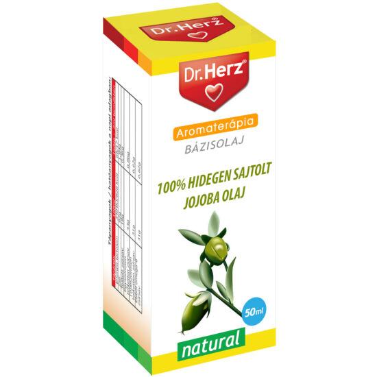 Dr. Herz 100százalékos hidegen sajtolt Jojoba olaj 50 ml