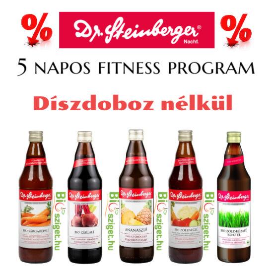 Dr. Steinberger 5 Napos Fitness Program