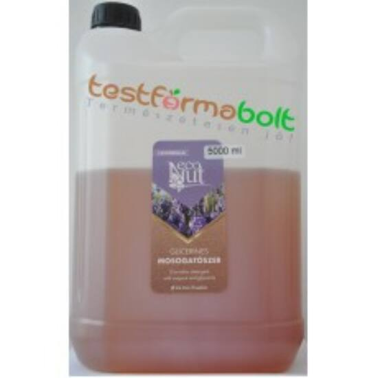 EcoNut mosódiós mosogatószer glicerinnel 5 l  Levendula