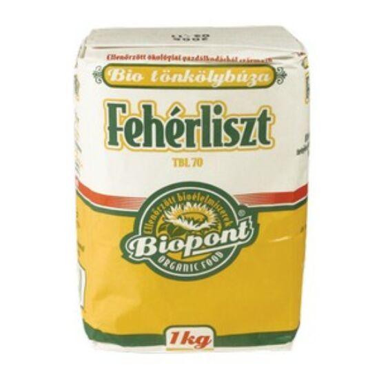 Biopont bio tönkölybúza fehérliszt TBL 70 1 kg