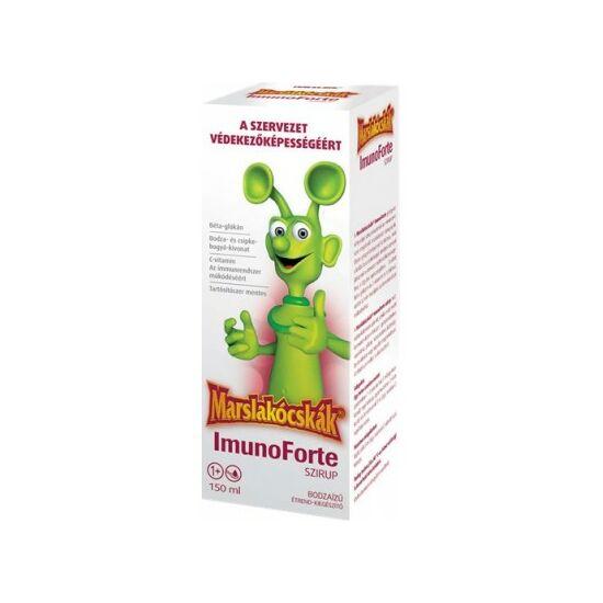 Marslakócskák immuno forte szirup 150 ml