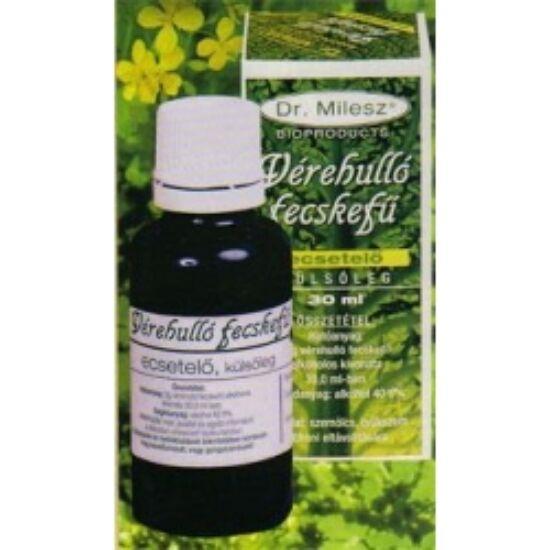 Dr. Milesz Vérehulló fecskefű ecsetelő 30 ml