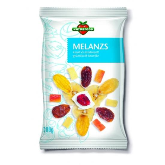 Naturfood Melanzs 100 g