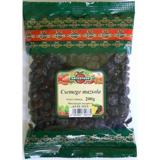 Naturfood Csemege mazsola 200 g