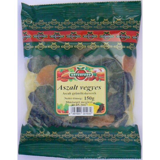 Naturfood Aszalt vegyes 150 g