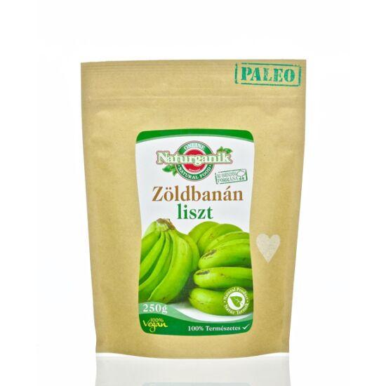 Naturganik zöldbanán liszt 250 g