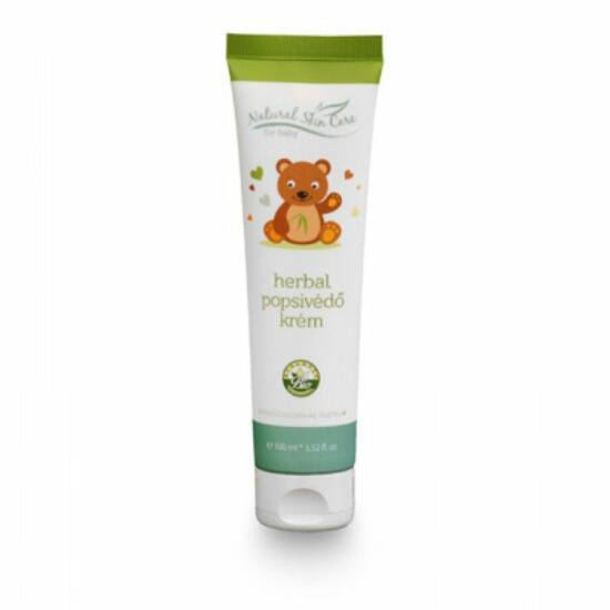 Naturissimo Herbal Bio Baba Popsivédő Krém 100 ml