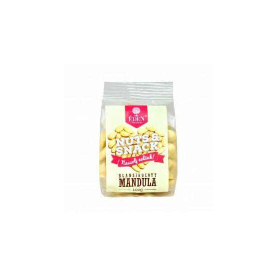 Éden Prémium Nuts Snack blansírozott mandula 100 g