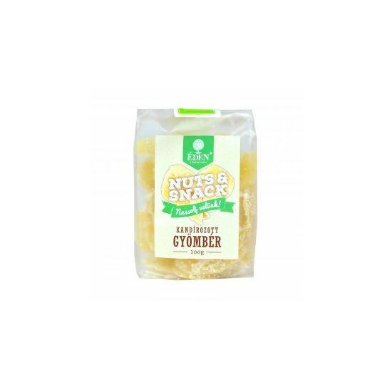 Éden Prémium Nuts Snack kandírozott aszalt gyömbér 100 g