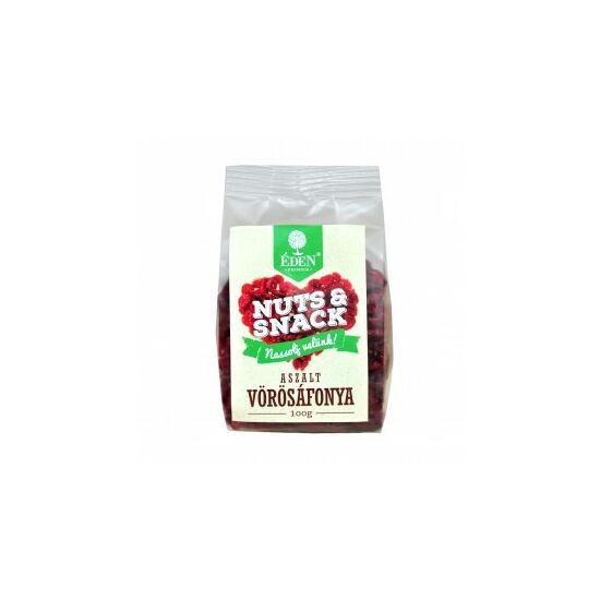 Éden Prémium Nuts Snack aszalt vörösáfonya 100 g
