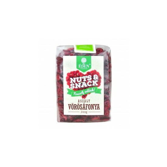 Éden Prémium Nuts Snack aszalt vörösáfonya 200 g