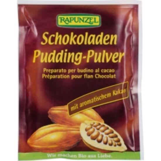 Rapunzel bio Csokoládés pudingpor 50 g