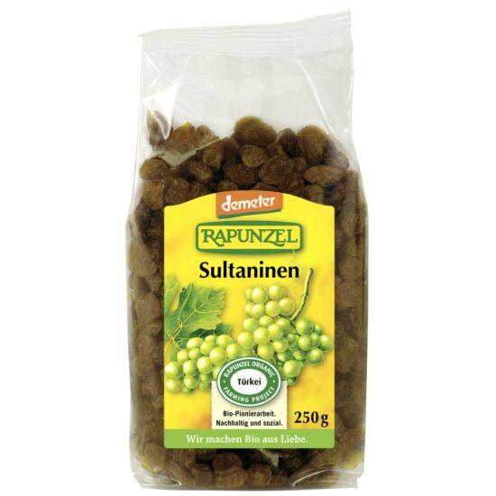 Rapunzel bio Mazsola malaga szőlő demeter 250 g