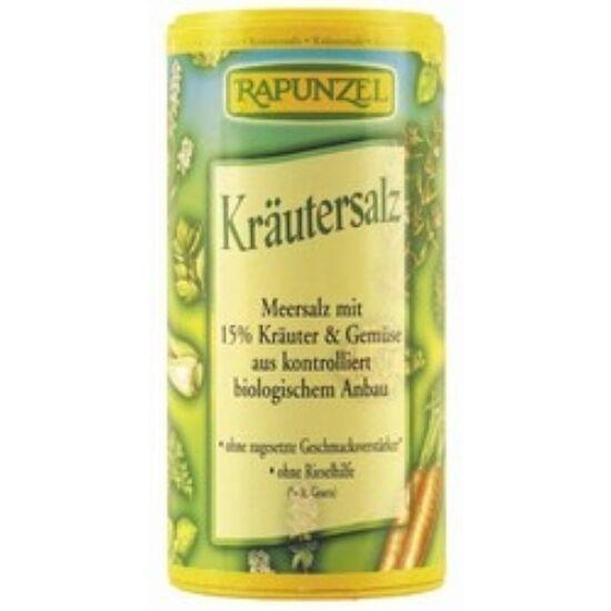 Rapunzel Zöldfűszersó szóródobozban 125 g