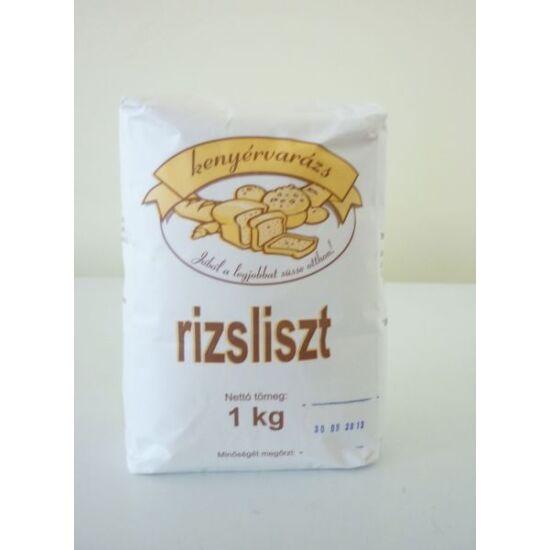 Kenyérvarázs gluténmentes rizsliszt 1 kg